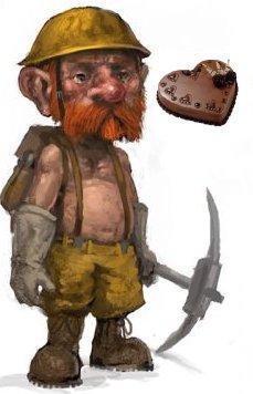 ACR do tu dhuroje minatoreve nga nje cope minerali per ditlindje