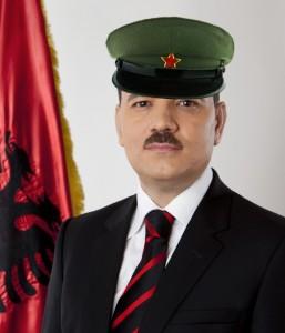 Nga Nasho Trahanaja, Komandant i pergjithshem i Forcave te pa-armatosura