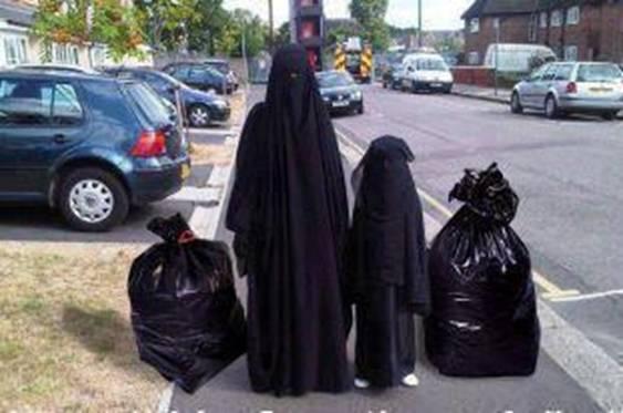Gruaja me femijet e saj